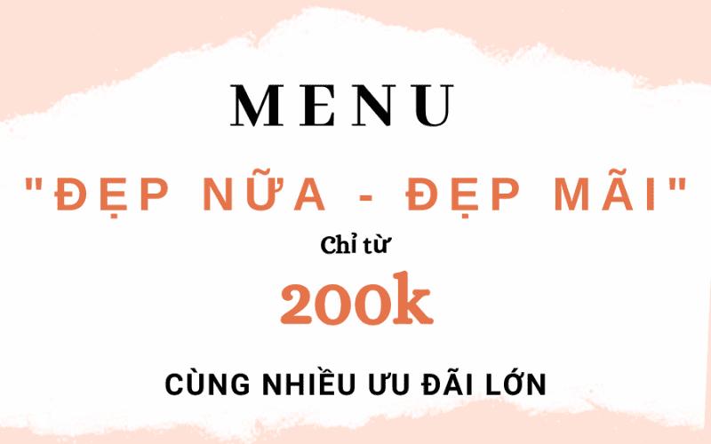 menu-lam-dep-mai-beauty